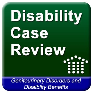 genitourinary-disorders-and-disability-benefits